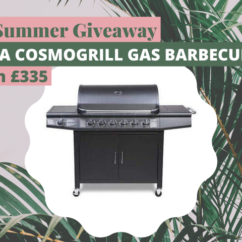 The Blogger Big Summer BBQ Giveaway!