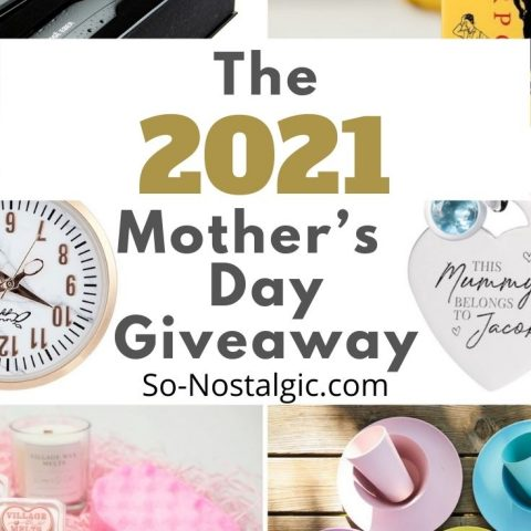 The 2021 Mother's Day Giveaway