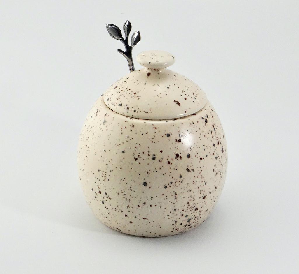Pic 9 Peter Bowen Art sugar bowl